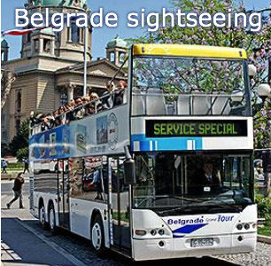 Belgrade sightseeing